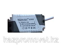 Драйвер 3 - 7w для KVADRO/ROUND Megalight