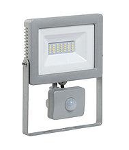LED Прожектор 30w Датчик IP44 (СДО07-30Д)