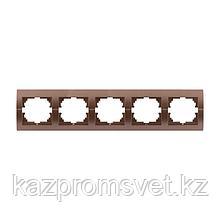 702-3100-150 Рамка 5-ная Deriy