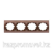 702-3100-149 Рамка 4-ная  Deriy