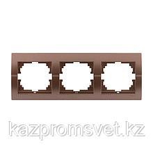 702-3100-148 Рамка тройная Deriy