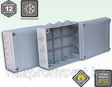 KSC 11-309а (190х240x70 коробка распаячн. о/п) IP65