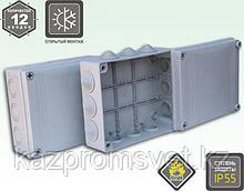KSC 11-309 (190х240x70 коробка распаячн. о/п) IP65