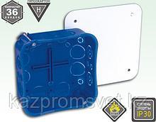 KSC 11-401 (коробка распр. под г/к 105*105*45) с металл. лапками