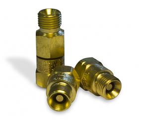 Клапан обратный (горючий газ) 886CVTL Harris (США)