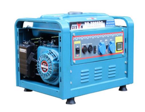 4-х тактный генератор BS3000DC