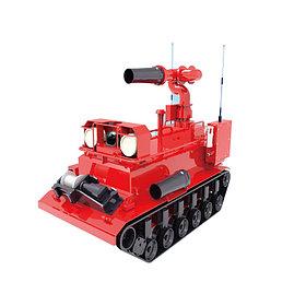 Противопожарный робот