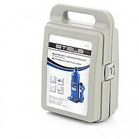 Домкрат гидравлический бутылочный, 4 т, h подъема 188–363 мм, в пласт. кейсе, Stels, 51174, фото 1