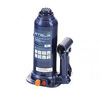 Домкрат гидравлический бутылочный, 4 т, h подъема 188–363 мм, Stels, 51162, фото 1
