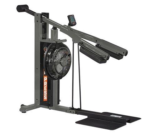 Power Press тренажер для приседаний и жимов (сквот)
