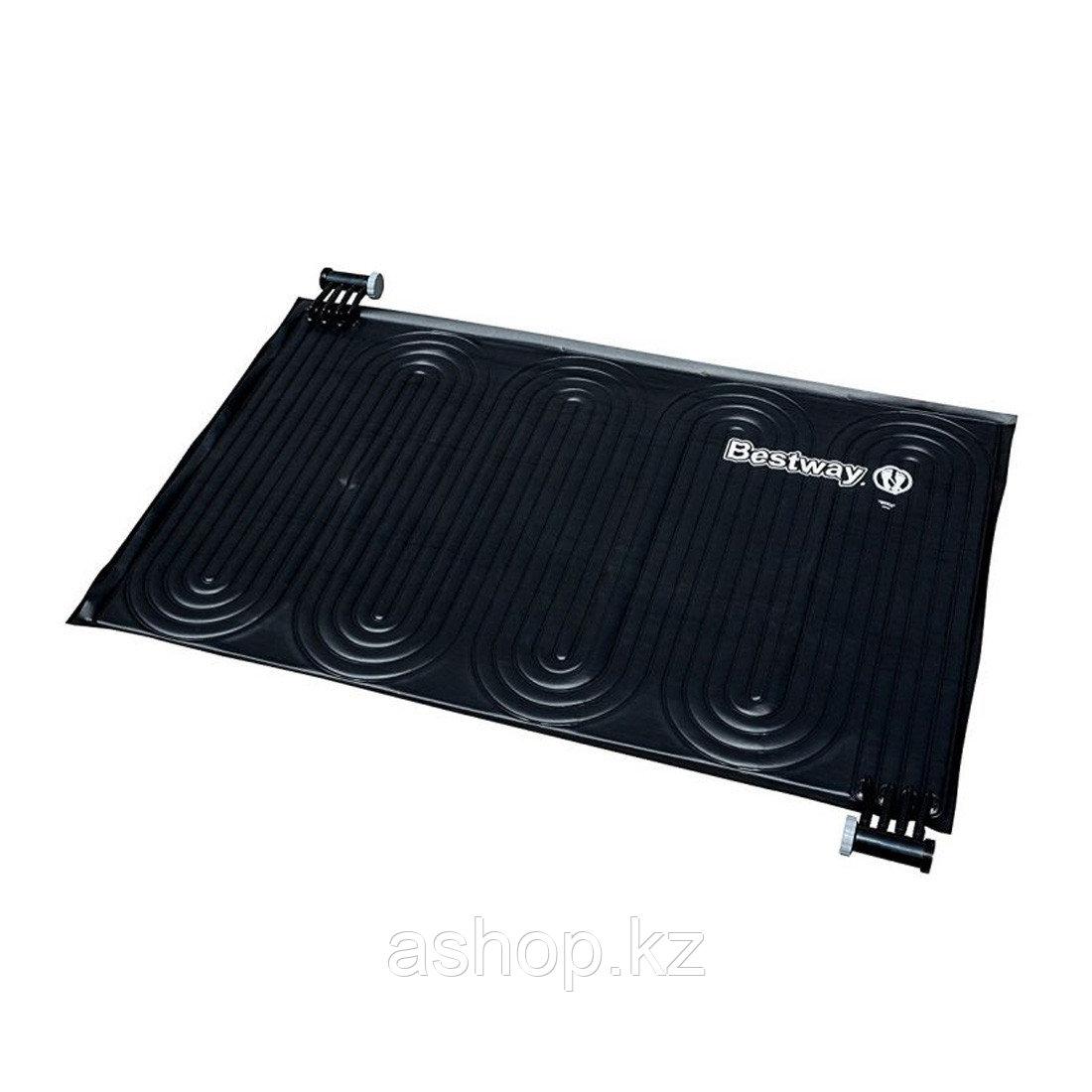 Проточный водонагреватель Bestway 58423,,, Винил, Цвет: Чёрный