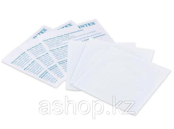 Набор для ремонта надувных изделий Intex 59631,,, Винил, Цвет: Прозрачный