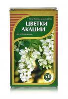Акация, цветки, 50гр