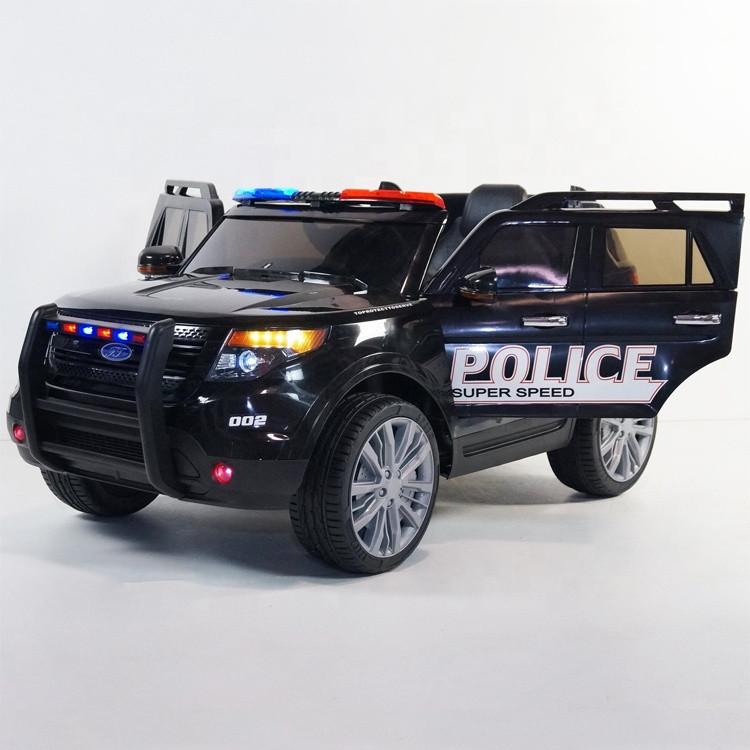 Детский электромобиль Ford Полиция