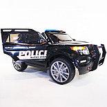 Детский электромобиль Ford Полиция, фото 7