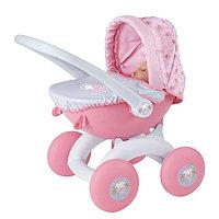 Zapf Creation Baby Annabell 1423571 Бэби Аннабель Коляска для куклы высотой 36 см