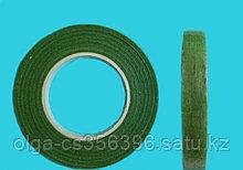 Флористическая лента. Зеленая.Creativ 610