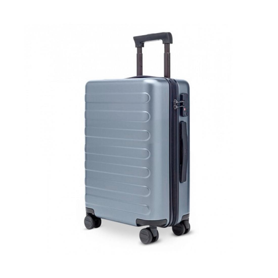 """Чемодан Xiaomi 90 Points Seven Bar Suitcase 24"""" Светло Синий"""