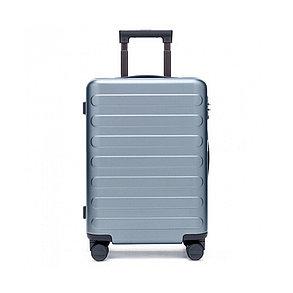 """Чемодан Xiaomi 90 Points Seven Bar Suitcase 24"""" Светло Синий, фото 2"""