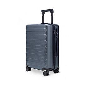 """Чемодан Xiaomi 90 Points Seven Bar Suitcase 24"""" Титановый Серый"""