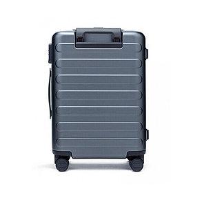 """Чемодан Xiaomi 90 Points Seven Bar Suitcase 24"""" Титановый Серый, фото 2"""