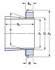 H3120-Втулка без подшипника