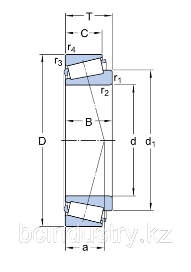 M/2230493 (LWAKE 6X14)   подшипник  SKF