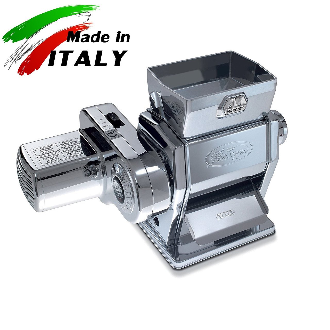 Оптом и розницу Marcato Design Marga Motor электромеханическая мельница для муки и хлопьев из зерна