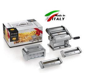 Набор для приготовления пасты Marcato Classic Multipast 150 (Atlas 150 mm + Raviolini + Reginetti + Spaghetti)