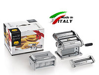 Набор изготовления пасты Marcato Classic Pasta Set 150 (Atlas 150 mm+Acc.Ravioli+Acc.Spaghetti Rotondo)