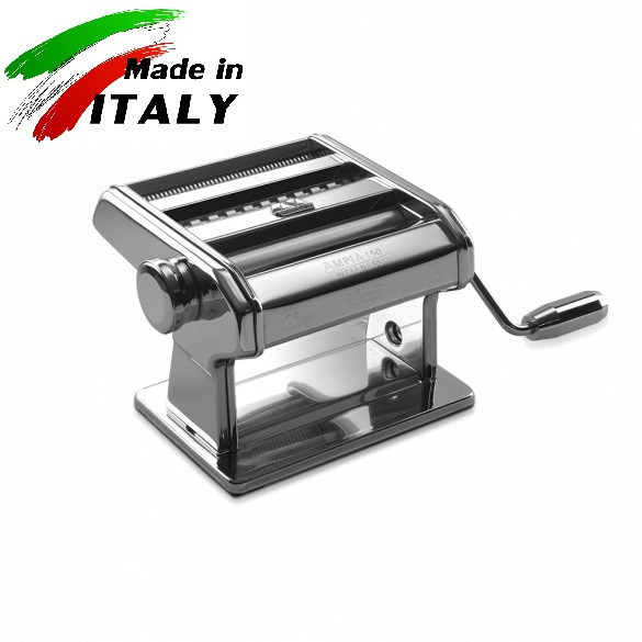 Оптом и розницу Marcato Design Ampia 150 mm механическая машинка для раскатки теста и резки лапши
