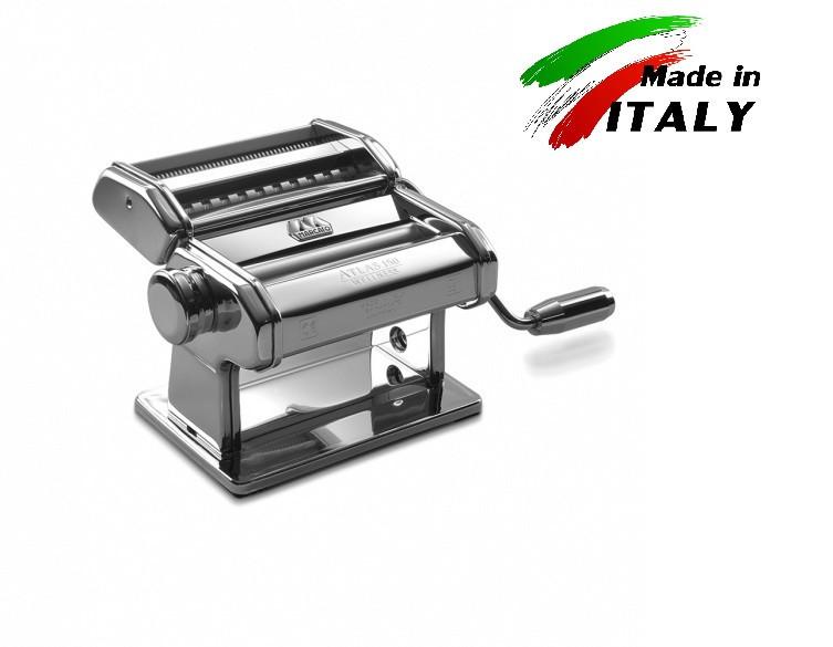Оптом Marcato Design Atlas 150 Color Argento ручная машинка для раскатки теста в домашних условиях, кафе