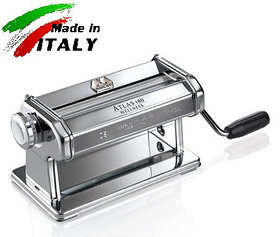 Marcato Classic Atlas 180 Roller ручная тестораскаточная машина механическая тестораскатка