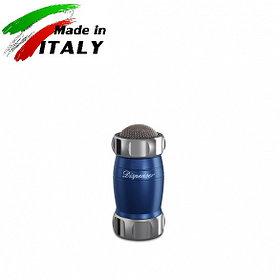 Диспенсер - сито для муки, сахарной пудры, какао Marcato Design Dispenser Blu, синий
