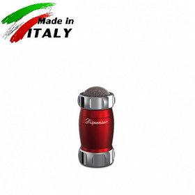 Диспенсер - сито для муки, сахарной пудры, какао Marcato Design Dispenser Rosso, красный