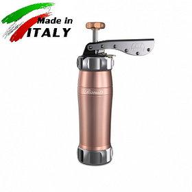 Marcato Design Biscuits Rosa кондитерский шприц - пресс для печенья, розовый