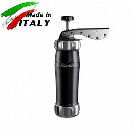 Marcato Design Biscuits Nero кондитерский шприц - пресс для печенья, черная