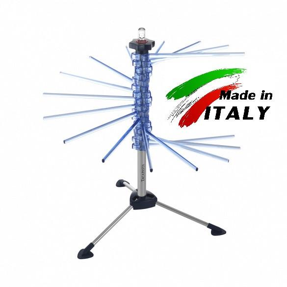 Marcato Design Tacapasta Blu сушилка для лапши, пасты, макарон и длинных макаронных изделий, синяя
