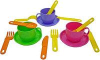 Набор детской посуды минутка на 3 перс.