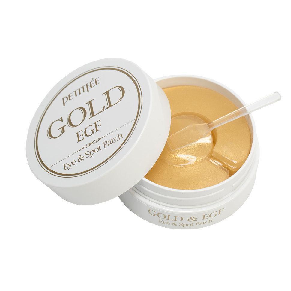 Гидрогелевые патчи для глаз/спот Petitfee Gold Eye&Spot Patch