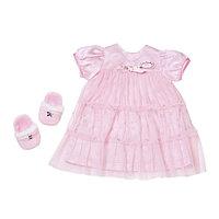 """Zapf Creation Baby Annabell 700-112 Бэби Аннабель Одежда """"Спокойной ночи"""" (платье и тапочки)"""