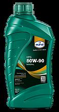 Трансмисионное масло EUROL HPG SAE 80W-90 GL5 1L минеральное