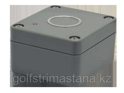 Антивандальная защищённая кнопка вызова КМП-2