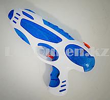 Водные пистолеты маленькие , бело-синие