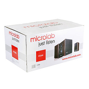 Буфер Microlab  FC-330 2.1  with Subwoofer  63W RMS (18Wx2 + 27W), фото 2
