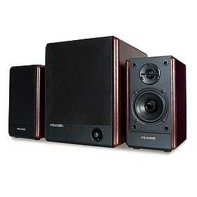 Буфер Microlab  FC-330 2.1  with Subwoofer  63W RMS (18Wx2 + 27W)