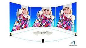 """Изогнутый Монитор с Расширенной Цветовой Палитрой 27"""" PHILIPS 278E8QJAB/00, фото 3"""