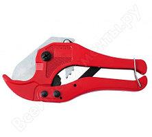Ножницы для резки ПВХ труб красные (труборез) M