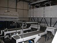 Роликовый инспекционный стол RBS 300-80