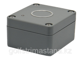 Антивандальная защищённая кнопка вызова КМП-2У (Уличное исполнение)